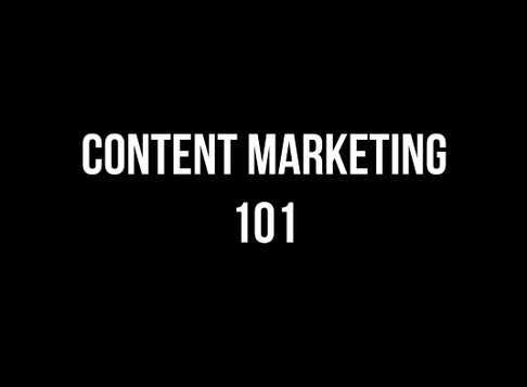Content Marketing Basics 🤘  Reverse Engineering Content Based On Channels