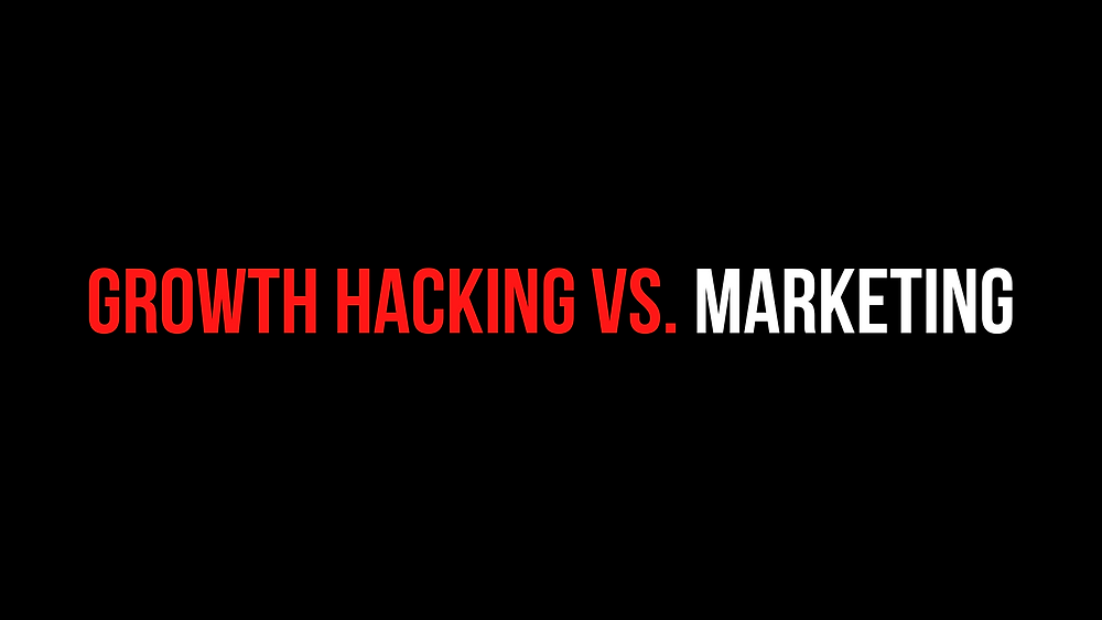 Image of Growth Hacking vs. Marketing in 2020