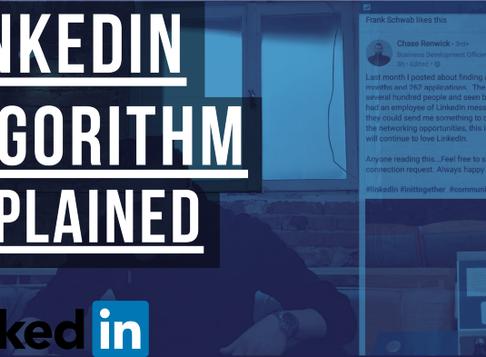 Linkedin's 2020 Algorithm Explained 👈