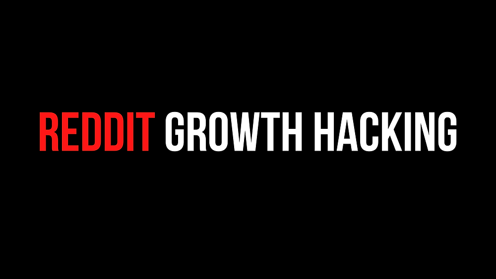 Banner of blog article on Reddit Growth Hacking & Affiliate Marketing