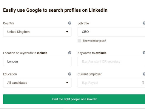 Scraping Hundreds of Linkedin Emails From A Simple Google Search In Minutes 🤖