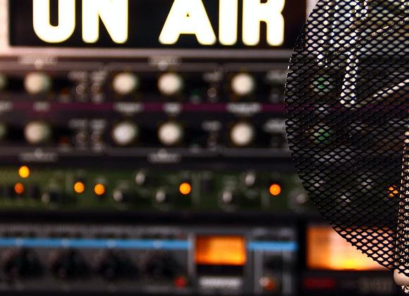 BDS Internet Radio Campaign