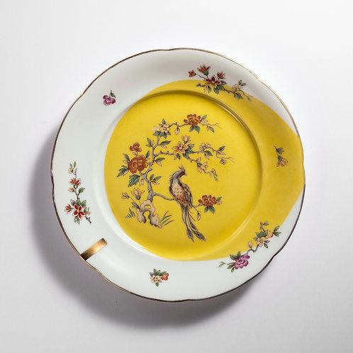 Assiette plate porcelaine
