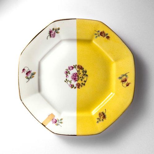 Petite assiette vintage art deco