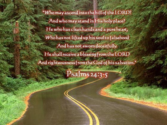 여호와의 산에 오를 자