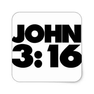 요한복음 3장 16절
