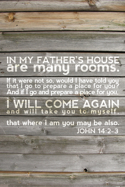 가장 귀한 예수님의 약속