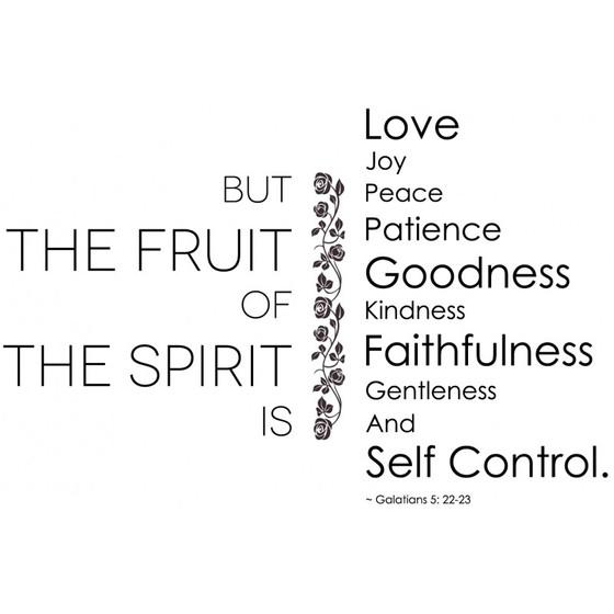 성령의 열매