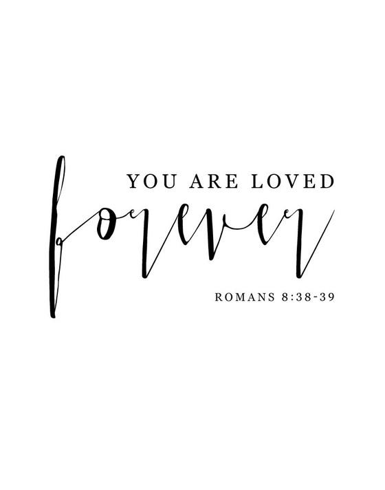 하나님의 사랑에 대한 확신