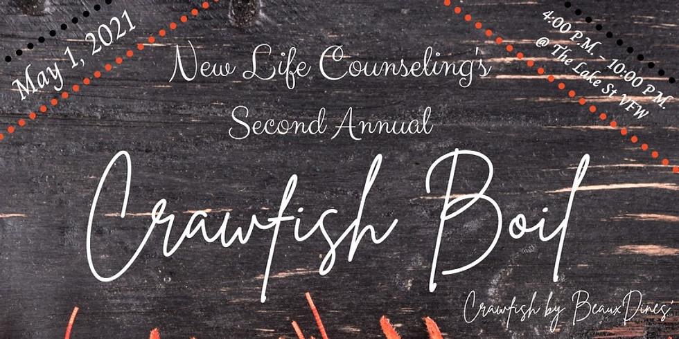 Second Annual Crawfish Boil!