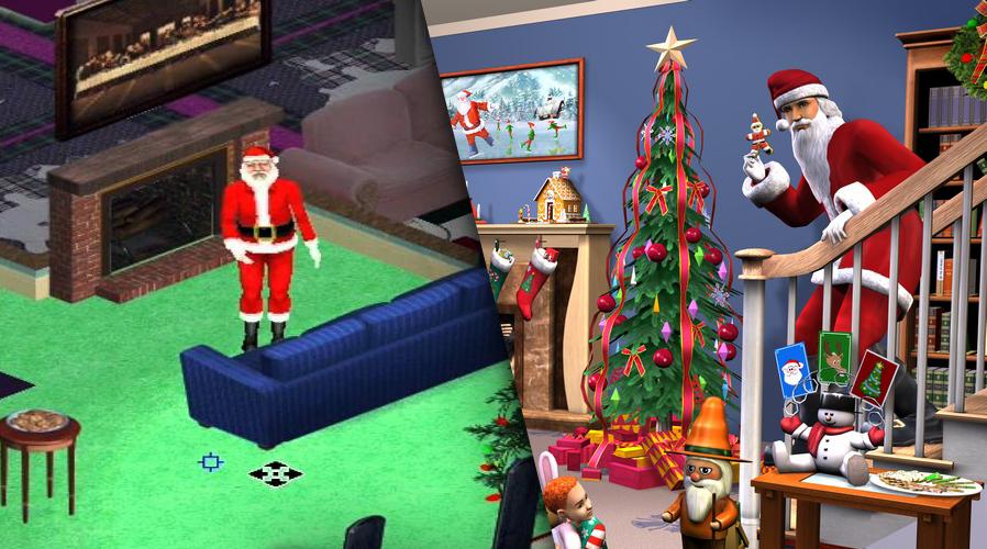 Albero Di Natale The Sims 3.20 Easter Egg Sulla Serie The Sims