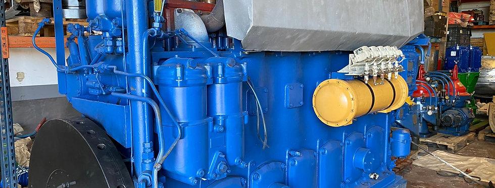 Motor marino wartsila 6R22