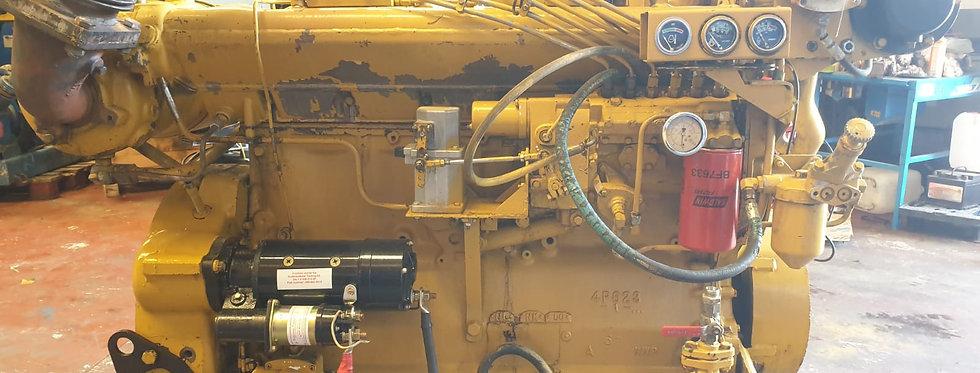 MARINE ENGINE CATERPILLAR 3306