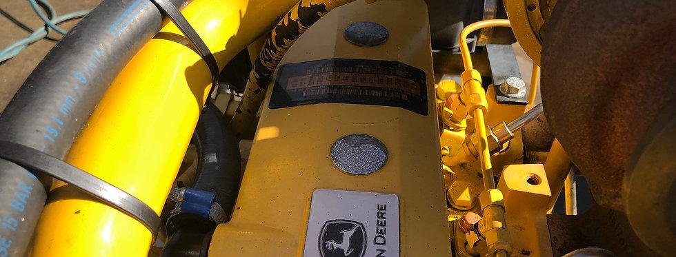 Generator JOHN DEERE 65 KVA
