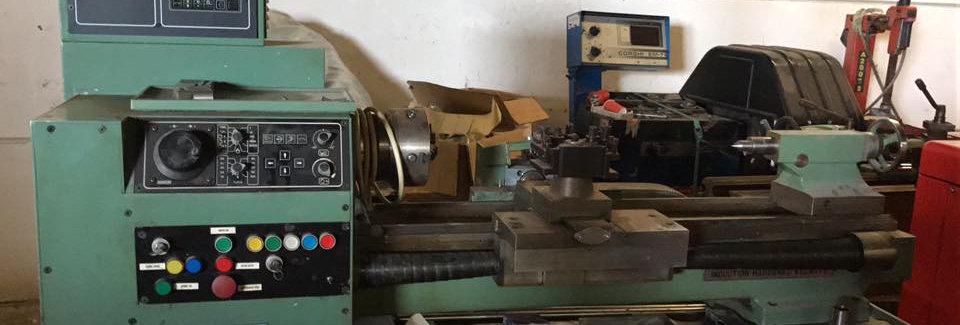 BOSCH CNC TORNO AUTOMATICO ALPHA 2