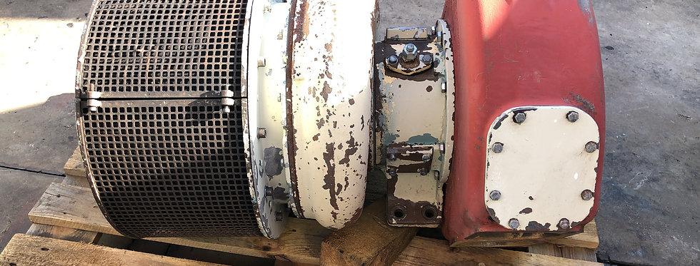 Turbocharged ABB RR 212-6 sn 331961