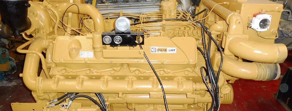MARINE ENGINE CAT 3412