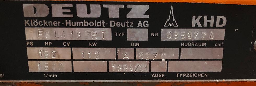 Deutz F6L413-FRT