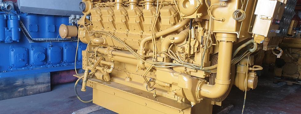 MARINE ENGINE CATERPILLAR 3512 DITA