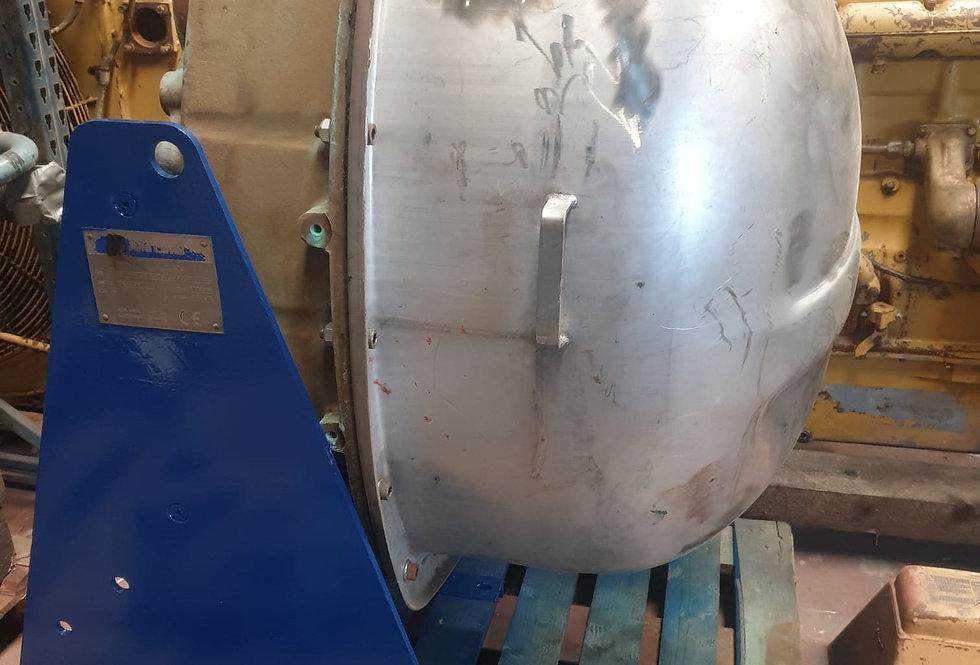 FRESH WATER GENERATOR ALFA LAVAL JWP-26-C80