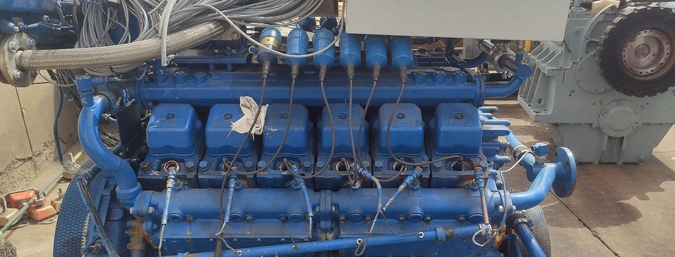GAS ENGINE DEUTZ G234V12