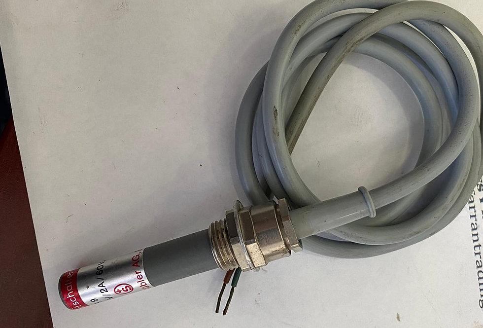 Kübler Sensor KRS9 60VA, 220V Krs 9 Magnetic Switch wartsila