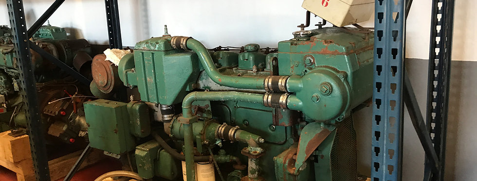 VOLVO PENTA TAMD120AX (13 ENGINES/MOTORES)