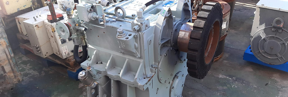GEARBOX ZF MASSON RSD471