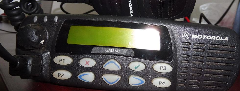MARINE RADIO VHF MOTOROLA GM360