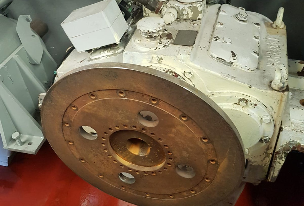 MARINE GEARBOX ADVANCE TYPE HCD400A 1/4,5