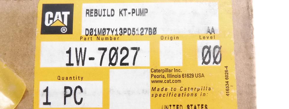 REBUILT KT-PUMP 1W-7027