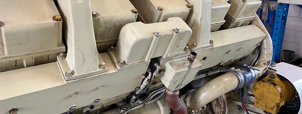 MARINE ENGINE CUMMINS KTA38M