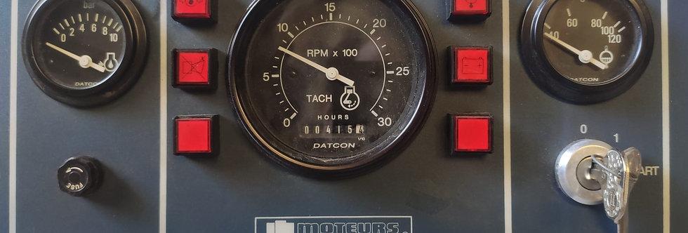 ENGINE CONTROL  PANEL BAUDOUIN