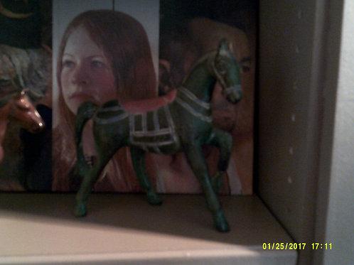 Chinese Wood Horse