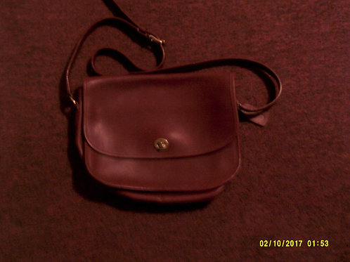 Coach Saddlebag Purse
