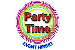 PARTY TIME - EVENT HIRING