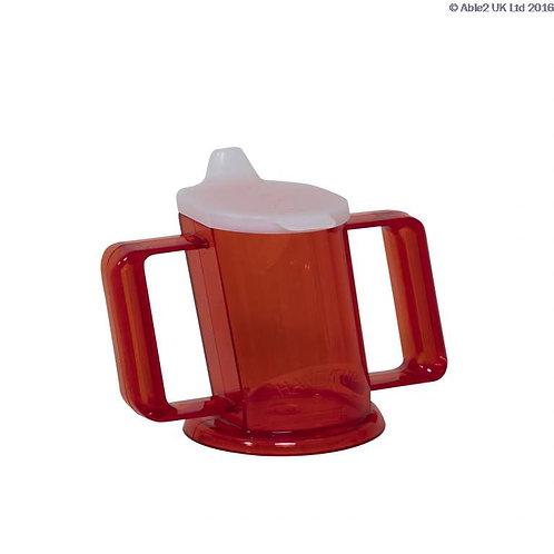 HandyCup - Red + Lid