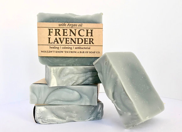 FRENCH LAVENDER - with Argan oil