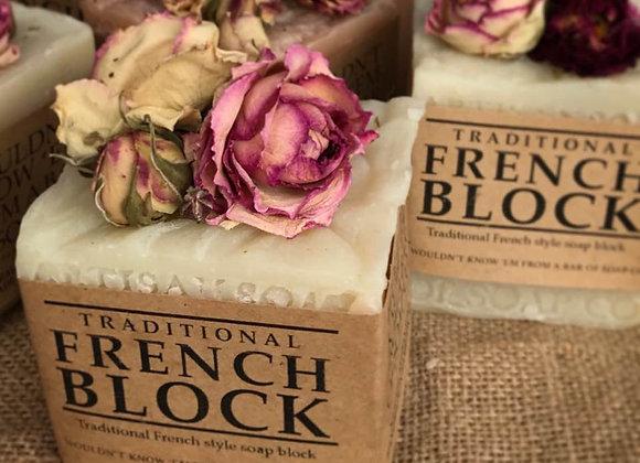 FLOWER FRENCH BLOCKS
