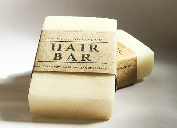 Hair Bar (Natural Shampoo)