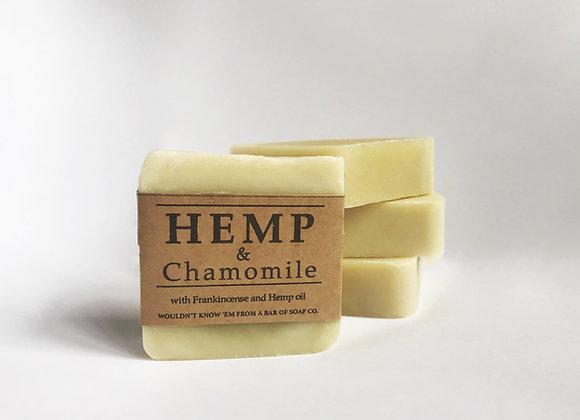 Hemp and Chamomile