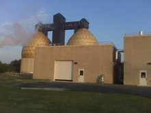 Back River Waste Water Treatment Plant