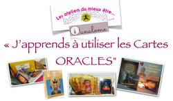 Apprenez à utiliser les Cartes Oracles