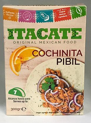 Cochinita Pibil Itacate