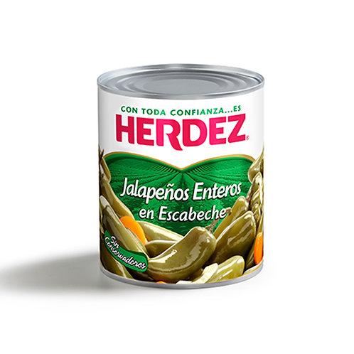 Jalapenos Enteros en Escabeche 350 g