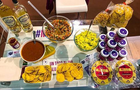 Prodotti messicani made in Italy, nachos e tortillas di mais