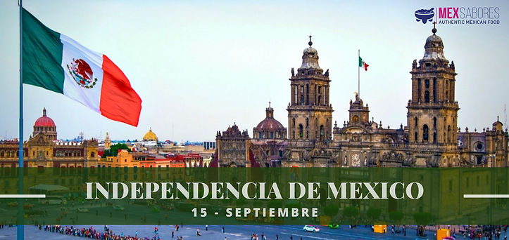 fiesta de independencia de mexico en mil