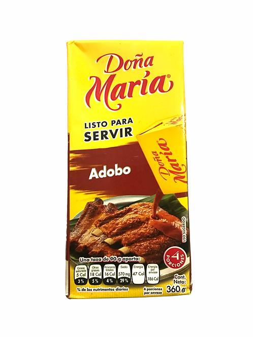 Adobo Doña María 360 g