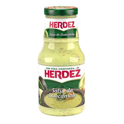 Salsa de guacamole 445 g