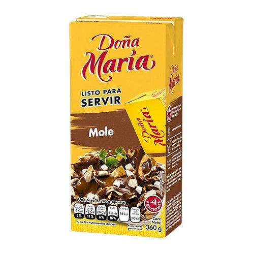Mole Doña María 360 g